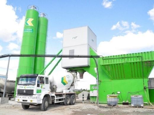 Производство товарного бетона в соответствии со стандартами бережливого производства