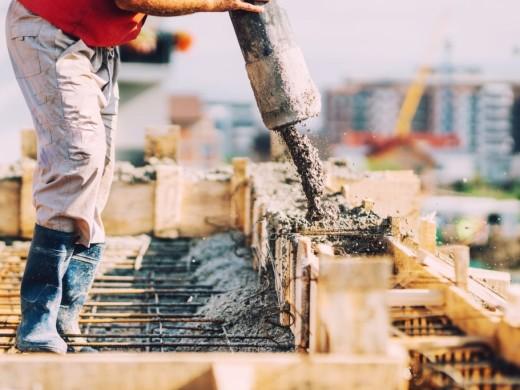 Опалубка для бетонных работ: виды и характеристики